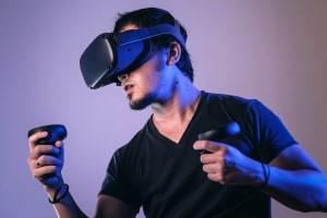 Réalité virtuelle sensorielle