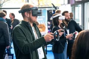 Suivi et affichage de la réalité virtuelle