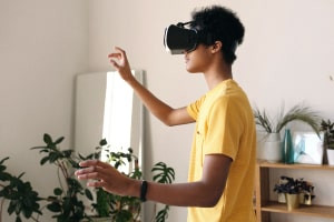 La réalité virtuelle et la psychophysique