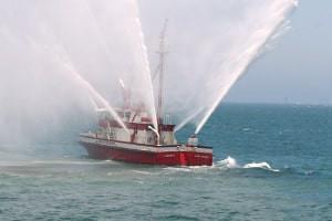 Diplôme en lutte contre les incendies et la sécurité à bord