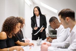 Leadership Skills and Team Management