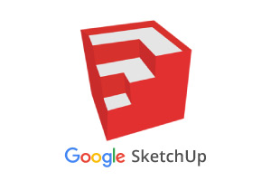 Google SketchUp for 3D Modelling