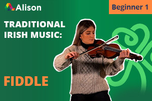Traditional Irish Fiddle | Beginner 1