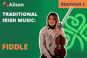 Traditional Irish Fiddle | Beginner 2