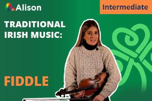 Traditional Irish Fiddle | Intermediate