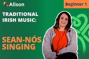 Traditional Irish Sean-nós Singing | Beginner 1