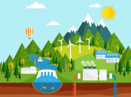 study renewable energy online alison