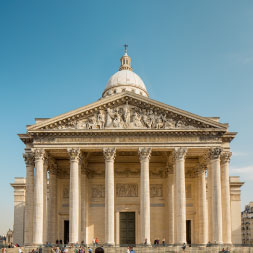 Explorando a Arquitetura, prédios e monumentos através da Idade