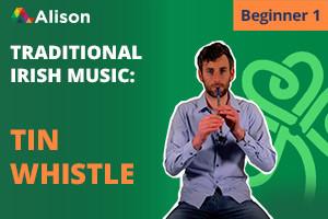 Traditional Irish Tin Whistle | Beginner 1