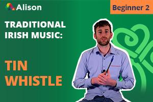 Traditional Irish Tin Whistle | Beginner 2