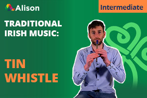 Traditional Irish Tin Whistle | Intermediate