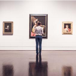 Grandes artistas y sus obras