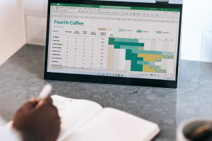 A Quick Guide to Excel Tables and Functions