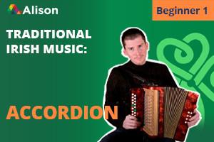 Traditional Irish Button Accordion | Beginner 1