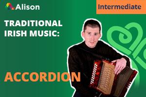 Traditional Irish Button Accordion | Intermediate