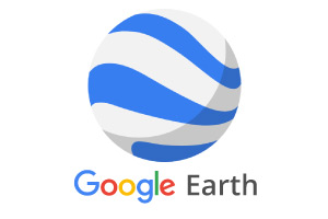 Exploration de Google Earth