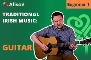 Traditional Irish Guitar | Beginner 1
