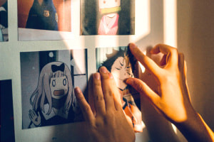 Drawing Anime Characters – The Head, Face & Eyes