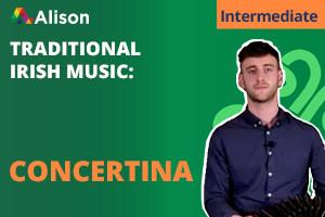 Traditional Irish Concertina | Intermediate