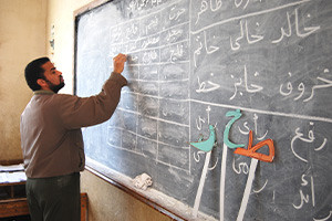 Introduction to Arabic Letters