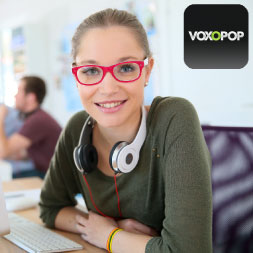 Improving Oral Skills of Students using Voxopop