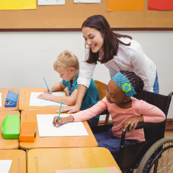 Lavorare con gli studenti con Special Educational Needs