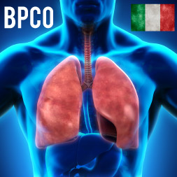 Global Health Initiative: Chronic Obstructive Pulmonary Disease Awareness - Italian