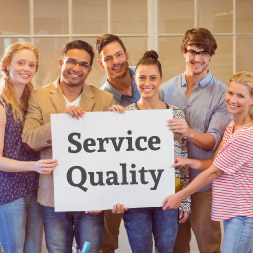 Introduction à Service Quality for Service Industries