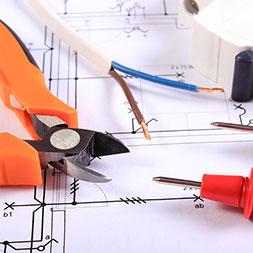 Introduzione alla base dei disegni elettrici e apparecchiature di test