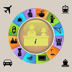 Tourisme et touristes Études Diplôme Libre Cours en ligne (kurde) | Alison