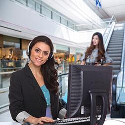 Customer Service dans la réception, la distribution et le secteur public (kurde) | Alison
