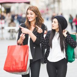 Conversação Alemão-De Família Shopping
