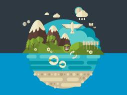 Études Ecology-Écologie de l'écosystème
