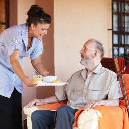Salute e sicurezza per Caregiving