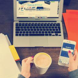 El negocio de publicidad en línea