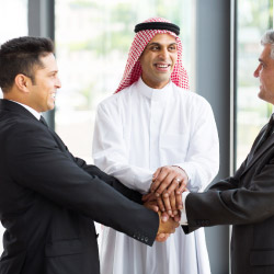 NSDC Course: Middle East Cultural Etiquette