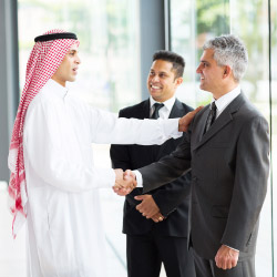 NSDC Course: Middle East Cultural Etiquette (Hindi)