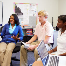 Vai sicuro - lavoro sicuro - Safety and Health per studenti Senior ciclo