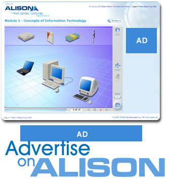 Advertise on ALISON