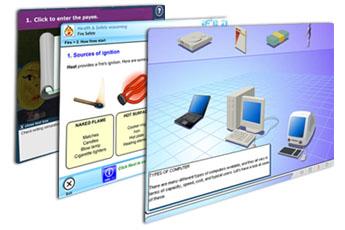 ALISON course screenshots