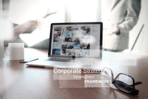 Introduction to Corporate IT Strategy and Business Frameworks