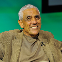 Think Big and Act Small: Vinod Khosla on Start-Ups