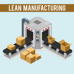 Lean Manufacturing - Line Balancing and Facilities Location