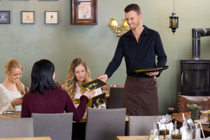 English for Tourism - Restaurant Service