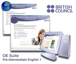 British Council Online English Suite - Pre-Intermediate 1