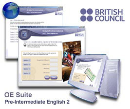 British Council Online English Suite - Pre-Intermediate 2