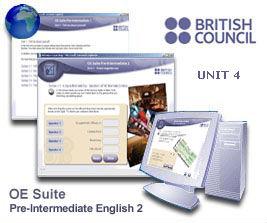 BC Online English Suite - Pre-Intermediate 2 (UNIT 4)