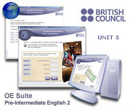 BC Online English Suite - Pre-Intermediate 2 (UNIT 5)