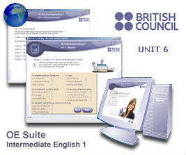 BC Online English Suite - Intermediate 1 (UNIT 6)