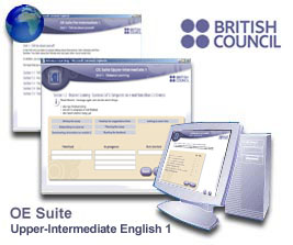 British Council Online English Suite - Upper-Intermediate 1